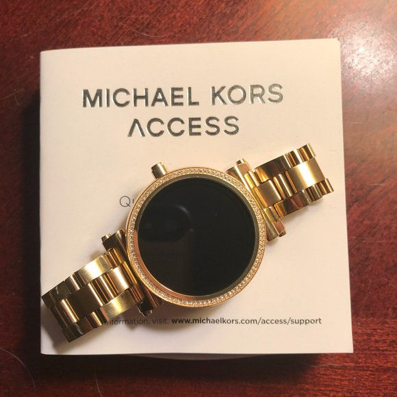 daea4858a4bd Michael Kors Access Sofie Smartwatch. M 5b7b82672aa96abcbe6e86dc. Other  Accessories ...